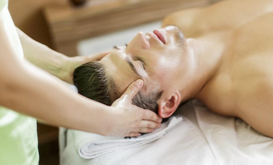 Gift Voucher - Men's Total De-Stress Massage