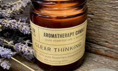 Rosemary Aromatherapy Candle