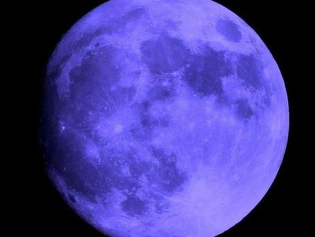 Samhain Full Moon Circle - This Saturday
