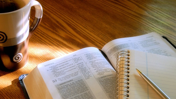 4 Steps For Devotional Bible Study