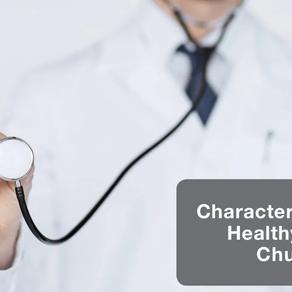 Characteristics of a Healthy Rural Church