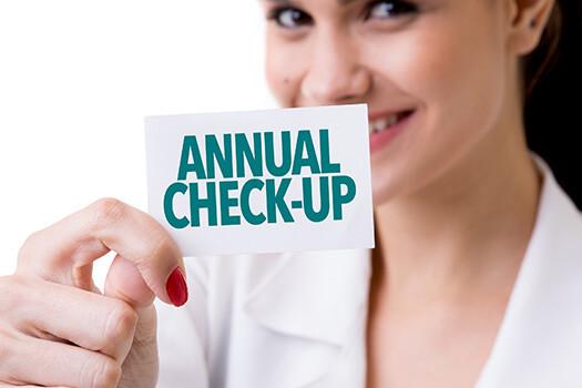Church Annual Checkup