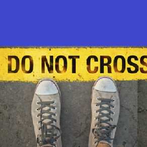 3 lines a leader can't cross