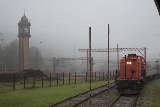 Nova estação Paranapiacaba