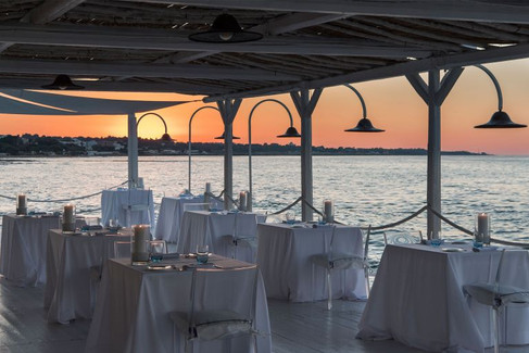 Restaurant For The Reception