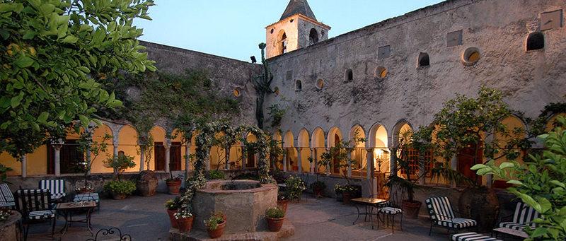 A Convent In Amalfi