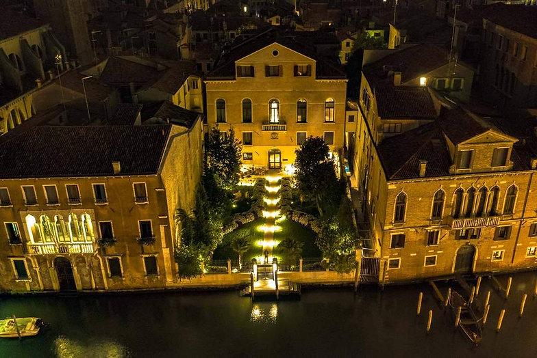 A wedding in Venice