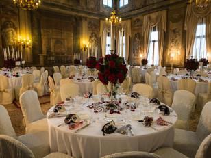 A Venetian Wedding Escapade