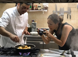 Cooking In Siracusa