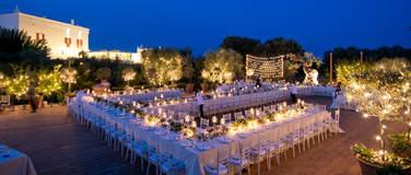 A wedding in Puglia