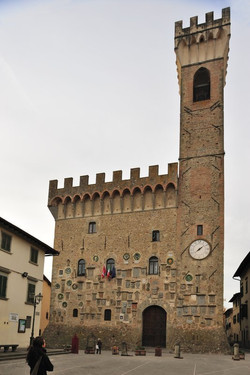 A Tuscan Town Hall