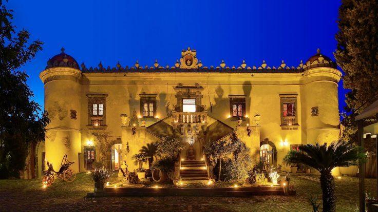 Taormina Castle