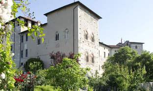 castle lake maggiore