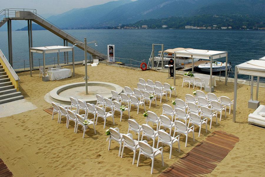 Beach Wedding Bellagio