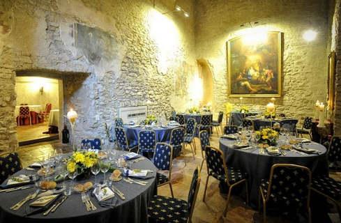 castle wedding lazio