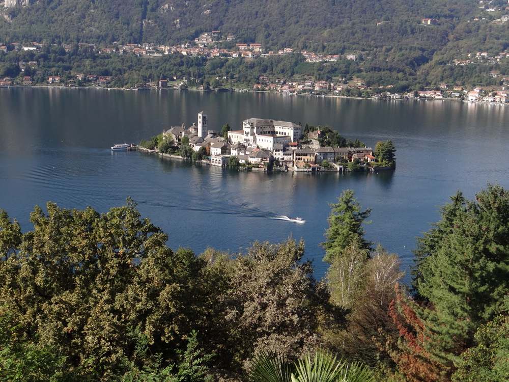 A Wedding On Lake Orta