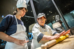 Mosaics & Cooking