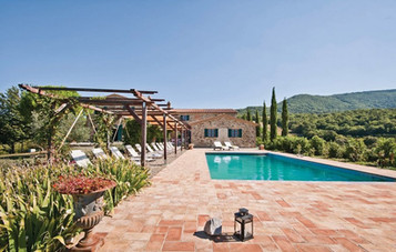 Villa Cinigiana - Castiglioncello Bandini