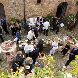 A Country Castle Wedding
