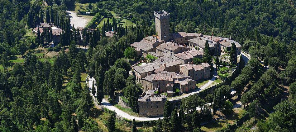 A Tuscan Borgo