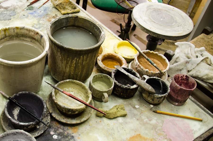 Meet Ceramic Artist Ivano Pard