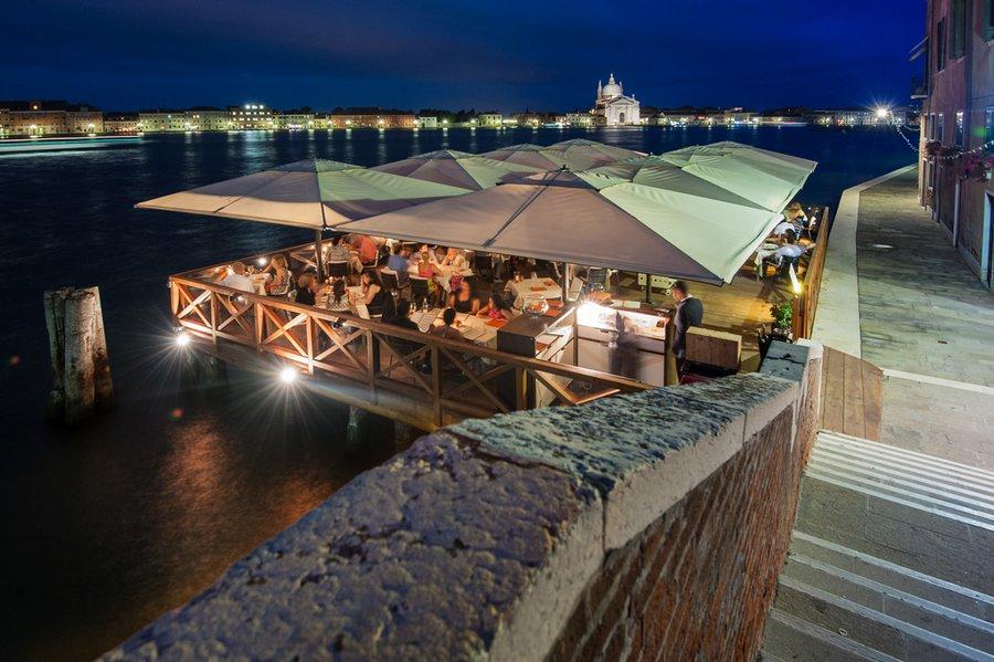 A Venice Restaurant