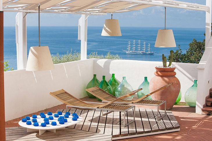 luxury villa amalfi coast