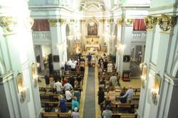 A Church In Sabina