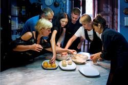 Cooking Class Foot of Mount Etna