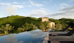 A unique hotel in Umbria