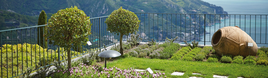 A Luxury Hotel in Ravello