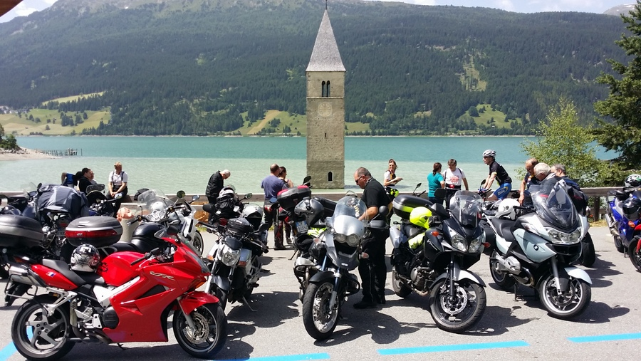 Motorbike Tours In Italy