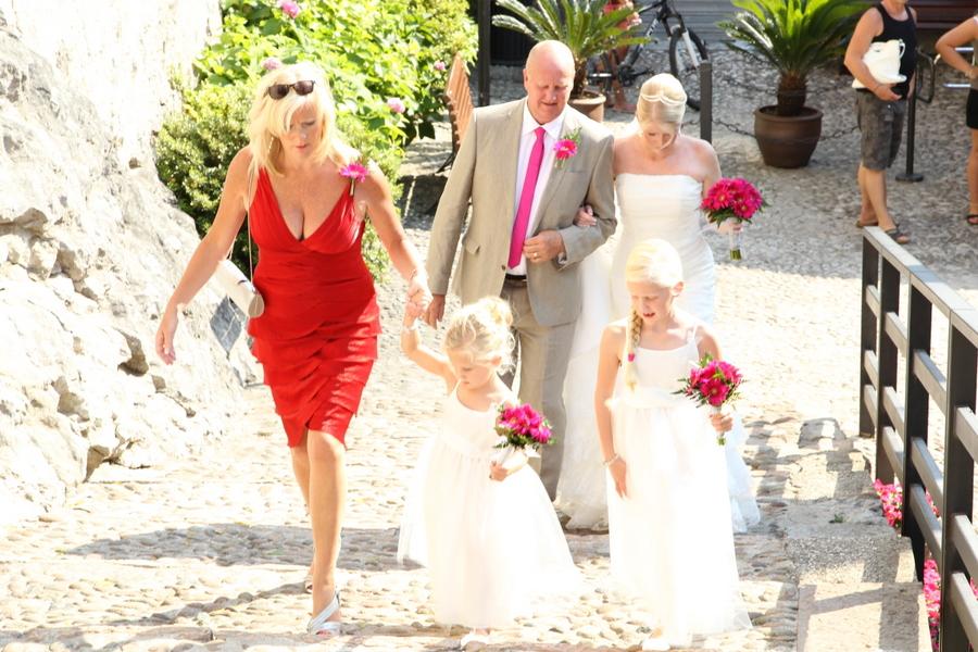 Malcesine Wedding