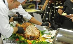 Gourmet Aperitif Peck Milan