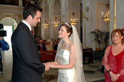 A Cathedral Wedding Positano
