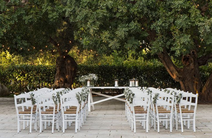 Getting Married at the Masseria