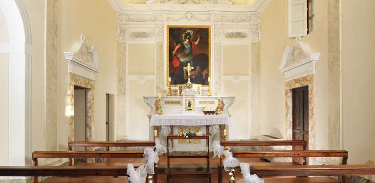 A Tuscan Chapel