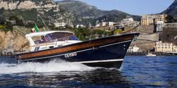 The Amalfi Coast & Capri by boat