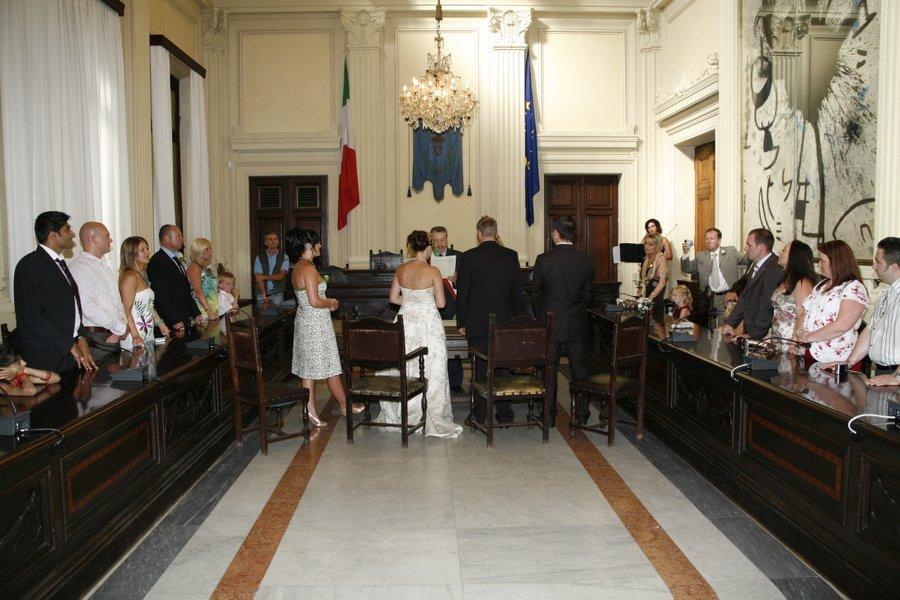 Town Hall Montecatini Terme