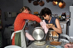 Cooking with the Duchess in Palermo