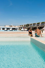 Sea-Front Suites Pool