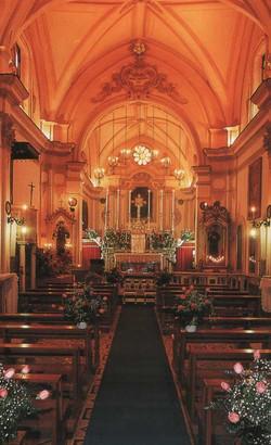 A Hidden Church Amalfi