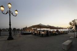 Outside Venice Restaurant
