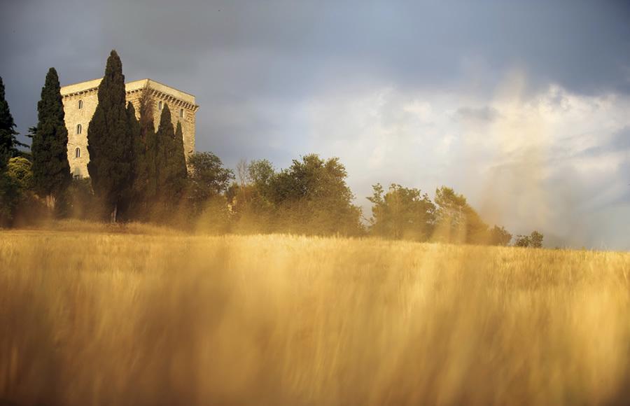 An Umbrian Tower