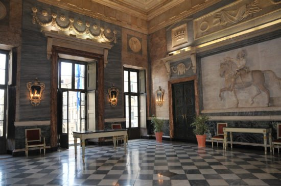 The Marble Palace Turin