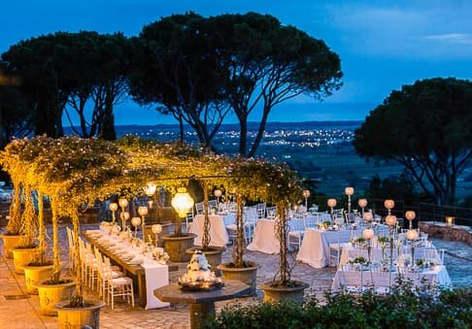 Tuscan Luxury Castle