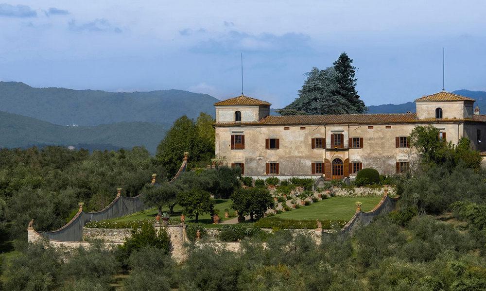 A Medici Villa