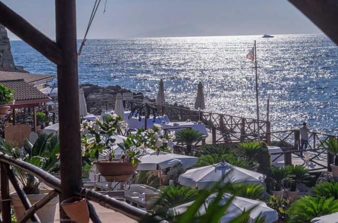 amalfi coast beach wedding