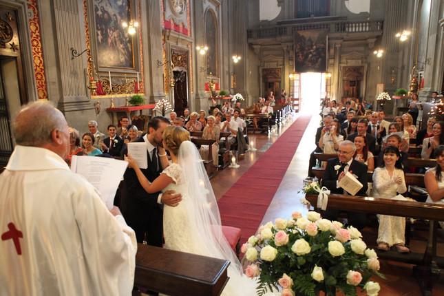 Catholic Wedding Florence