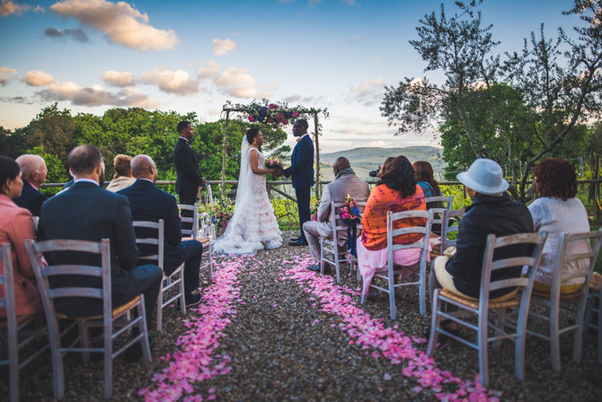 Why Choose a UK based Wedding Planner for your wedding abroad? And What To Check For......